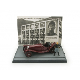 AS37B ALFA ROMEO 1750GS MUSSOLINI COMO 1930