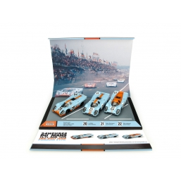 AS54 PORSCHE 917 24H LE MANS 1970 START SET