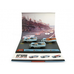AS54R PORSCHE 917 24H LE MANS 1970 RACING SET