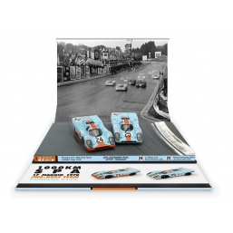 AS60 PORSCHE 917K 1000 KM SPA #24 #25