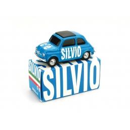 BR005-01 FIAT 500 BRUMS SILVIO 2008