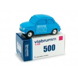 BR008 FIAT 500 BRUMS VIABRUMM DEL DOTT.BRUMM