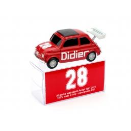 BR012 FIAT 500 BRUMS DIDIER NR.28