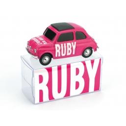 BR013 FIAT 500 BRUMS RUBY