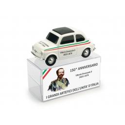 BR014 FIAT 500 BRUMS VITTORIO EMANUELE II