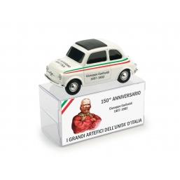 BR015 FIAT 500 BRUMS GIUSEPPE GARIBALDI