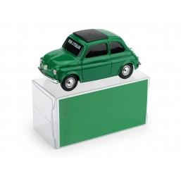 BR018 FIAT 500 BRUMS VERDE BANDIERA ITALIANA