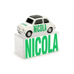 BR026 FIAT 500 BRUMS NICOLA OPPURE