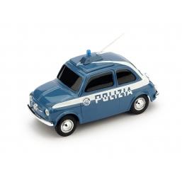 BR030 FIAT 500 BRUMS POLIZIA