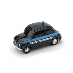 BR047 FIAT 500 BRUMS POLIZIA PENITENZIARIA
