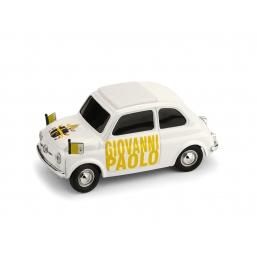 BR050 FIAT 500 BRUMS GIOVANNI PAOLO BEATO LUI