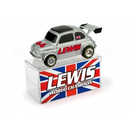 BR052 FIAT 500 BRUMS LEWIS WORLD CHAMPION