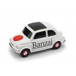 BR053 FIAT 500 BRUMS GIAPPONE BANZAI