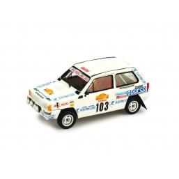 K004 FIAT PANDA 30 GR.A RALLY SAN REMO 1982