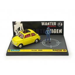 L02 FIAT 500F LUPIN III - WANTED JIGEN