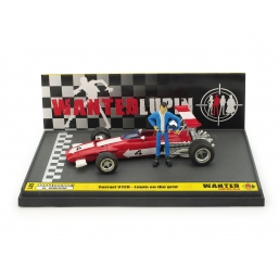L05 FERRARI 312B - WANTED LUPIN ON THE GRID
