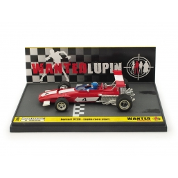 L06 FERRARI 312B - WANTED LUPIN RACE START