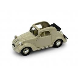 R021-01 FIAT 500A 1a SERIE 1936 APERTA BEIGE