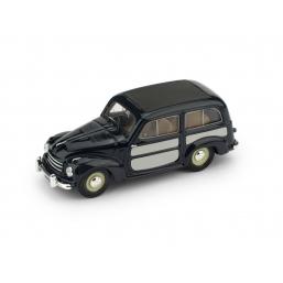 R029-02 FIAT 500C BELVEDERE 1951 BLU CHIUSA
