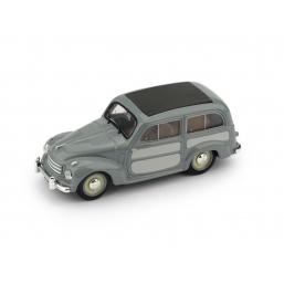 R029-03 FIAT 500C BELVEDERE 1951 GRIGIO CHIUSA