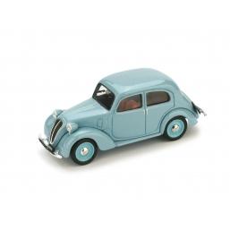 R030-01 FIAT 1100 (508C) 1937 AZZURRO CENERE