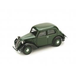 R031-02 FIAT 1100 (508C) 1937 VERDE INGLESE/NERO