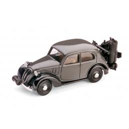 R033 FIAT 1100 GASOGENO 1937 GRIGIO/NERO