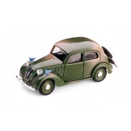 R034 FIAT 1100 FORZE ARMATE 1937
