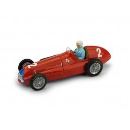 R036B-CH ALFA ROMEO 158 GP G.BRETAGNA '50 FARINA