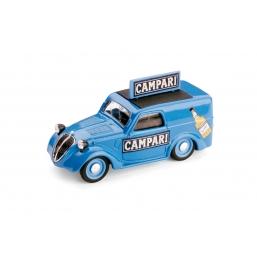 R054 FIAT 500B FURGONE 1946 CAMPARI