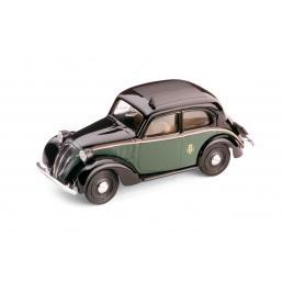 R062 FIAT 1100 TAXI DI MILANO 1937