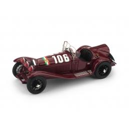 R078 ALFA ROMEO 2300 1° MILLE MIGLIA 1932