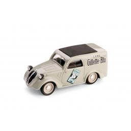 R079 FIAT 500B FURGONE GILETTE