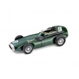 R098 VANWALL F.1 GP EUROPA 1957 1°MOSS-BROOKS