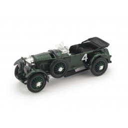 R099 BENTLEY SPEED SIX 1° LE MANS 1930 APERTA