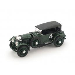 R100 BENTLEY SPEED SIX 1° LE MANS 1930 CHIUSA