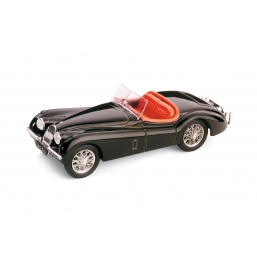 R101-02 JAGUAR XK120 ROADSTER 1948 NERO