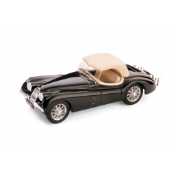 R102-02 JAGUAR XK120 DROP HEAD 1948 NERO