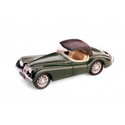 R102-04 JAGUAR XK120 DROP HEAD 1948 VERDE INGLES