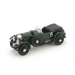 R114 BENTLEY SPEED SIX LE MANS 1930