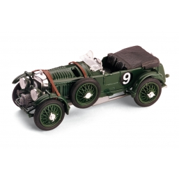 R114B BENTLEY SPEED SIX LE MANS 1930