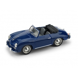 R117-05 PORSCHE 356 CABRIOLET 1952 ROYAL BLUE