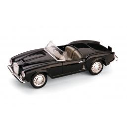 R131-02 LANCIA B24 SPYDER APERTA 1955 NERO