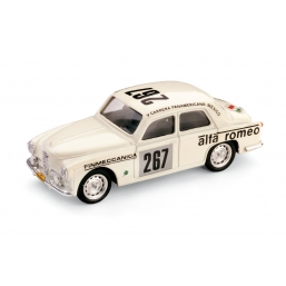 R145B ALFA ROMEO 1900 CARRERA MEXICO 1954