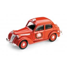 R181 FIAT 1100 E FURGONE VIGILI DEL FUOCO