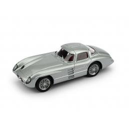 R187 MERCEDES 300 SLR COUPE' 1955