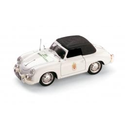 R198CC PORSCHE 356 POLIZIA PORTOGHESE 1952 CHIU