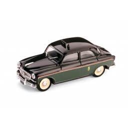R216 FIAT 1400B TAXI 1956-58