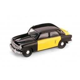 R216B FIAT 1400B TAXI DI BARCELLONA 1956