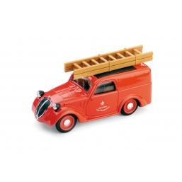 R246 FIAT 500B FURGONE 1946 VIGILI DEL FUOCO
